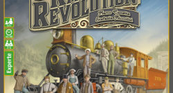 Railroad Revolution Cover - Pegasus Spiele
