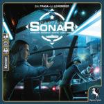 Captain Sonar Cover - Pegasus Spiele