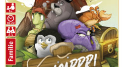Memoarrr! Cover - Pegasus Spiele, Edition Spielwiese