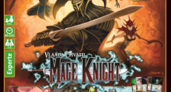 Mage Knight Cover - Pegasus Spiele