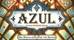 Azul - Die Buntglasfenster von Sintra Cover. Quelle: Pegasus Spiele