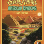 Santa Maria: American Kingdoms Cover - Pegasus Spiele
