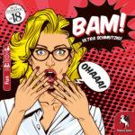BAM! Ultra Schmutzig! Cover - Pegasus Spiele