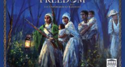 Freedom: The Underground Railroad Cover - Academy Games