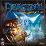 Descent 2 Cover - asmodee
