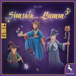 Simsala... Bumm? Cover - Pegasus Spiele