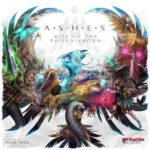 Ashes - Aufstieg der Phönixmagier Cover - Plaid Hat Games