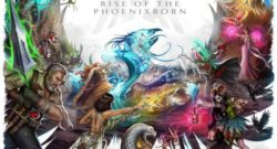 Ashes - Aufstieg der Phönixmagier Cover - Plaid Hat Games
