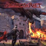Shadowrift Cover - Game Night Productions