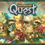 Krosmaster Quest Cover - Pegasus Spiele