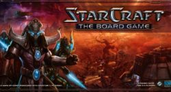 StarCraft Brettspiel Cover - Fantasy Flight Games