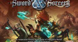 Sword & Sorcery Cover - asmodee