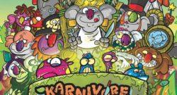 Karnivore Koala Cover - Voodoo Games