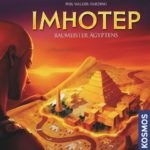 Imhotep Cover - Kosmos