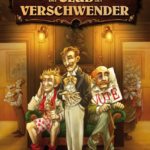 Der Club der Verschwender Cover - Czech Games Edition
