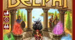 Das Orakel von Delphi Cover - Pegasus Spiele