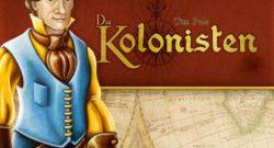 Die Kolonisten Cover - Lookout Spiele