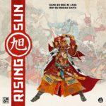 Rising Sun Cover - CMON, asmodee