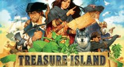 Treasure Island. Quelle: Pegasus Spiele