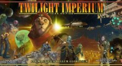Twilight Imperium 3 Cover - Fantasy Flight Games