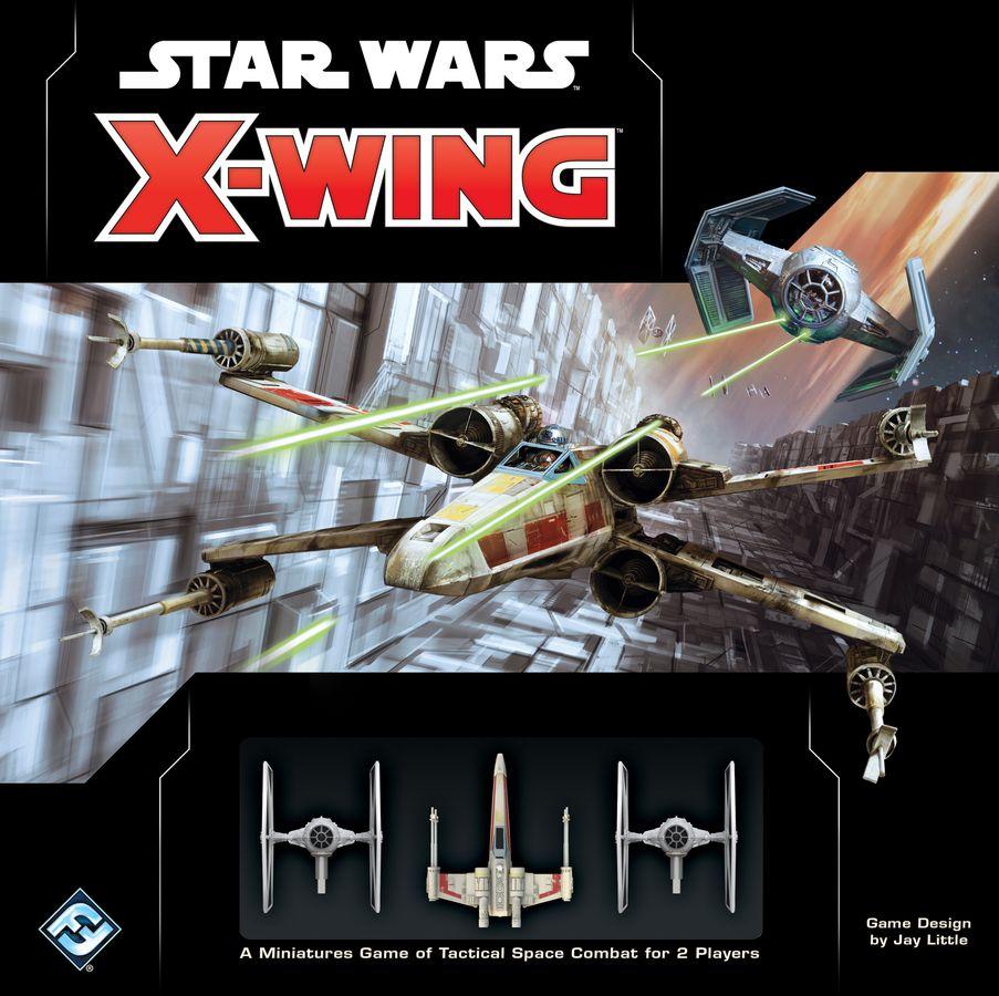 Bild von Star Wars: X-Wing 2. Edition angekündigt