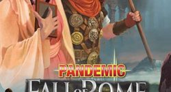 Pandemic: Untergang Roms Cover - asmodee, Z-Man Games