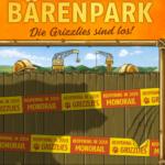 Bärenpark: Die Grizzlies sind los Erweiterung Cover - Lookout Spiele