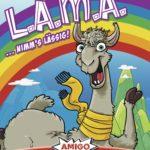 L.A.M.A. Cover - Amigo