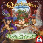 Die Quacksalber von Quedlinburg - Die Kräuterhexen Erweiterung Cover - Schmidt Spiele