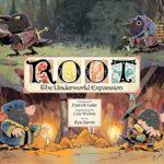 Root: Die Unterwelt Erweiterung Cover - Leder Games