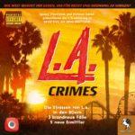 Detective L.A. Crimes Cover - Pegasus Spiele