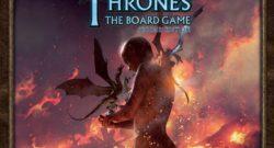 Der Eiserne Thron 2. Edition Mutter der Drachen Cover - asmodee, Fantasy Flight Games
