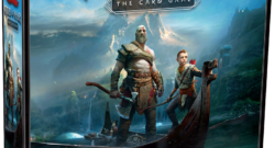 God of War: Das Kartenspiel Cover - asmodee, CMON