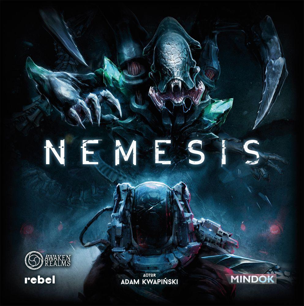 Nemesis Cover - Quelle: Awaken Realms, asmodee