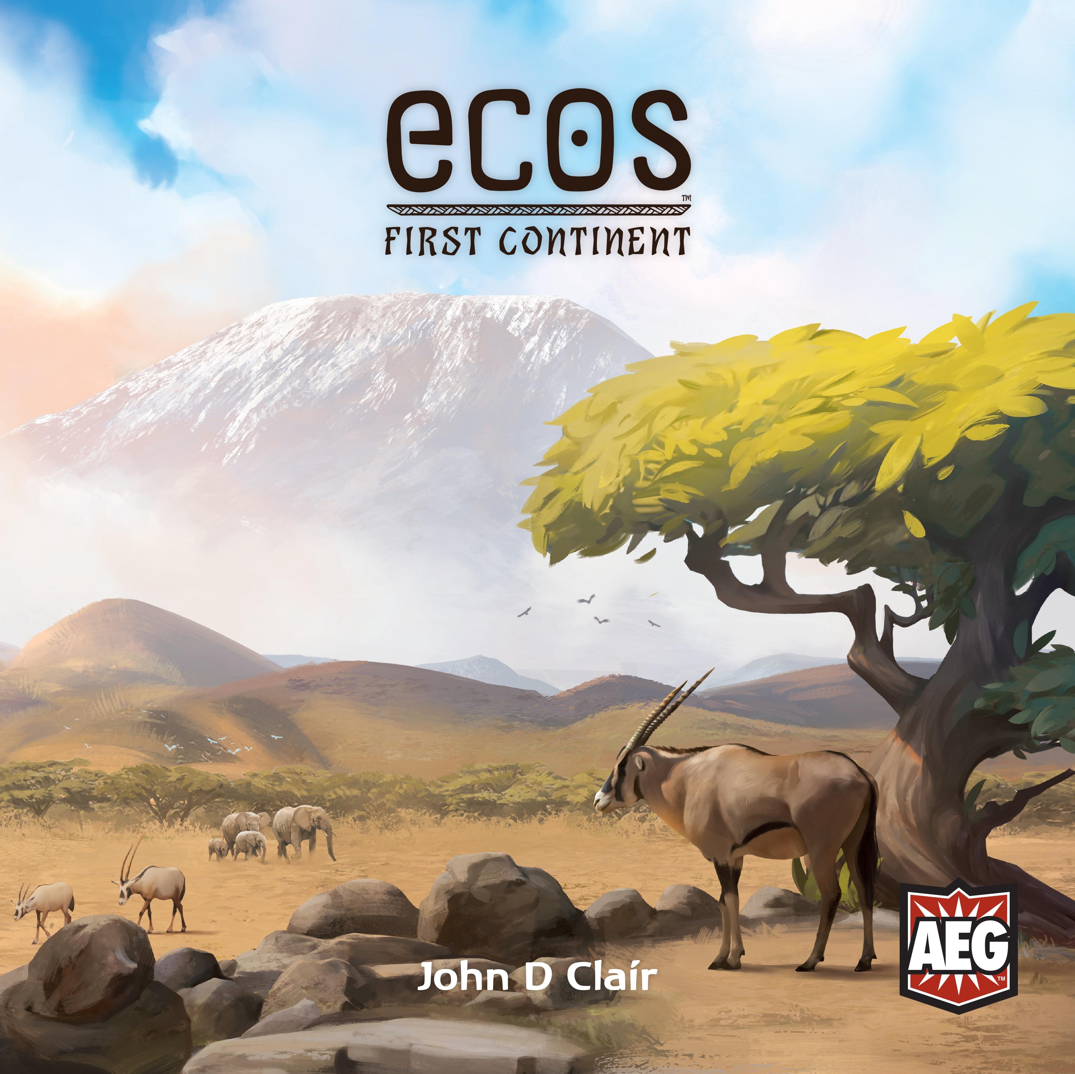 Bild von Regelzusammenfassung zu ecos – Der erste Kontinent online