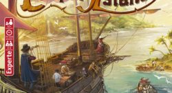 Cooper Island Cover - Pegasus Spiele, Frosted Games