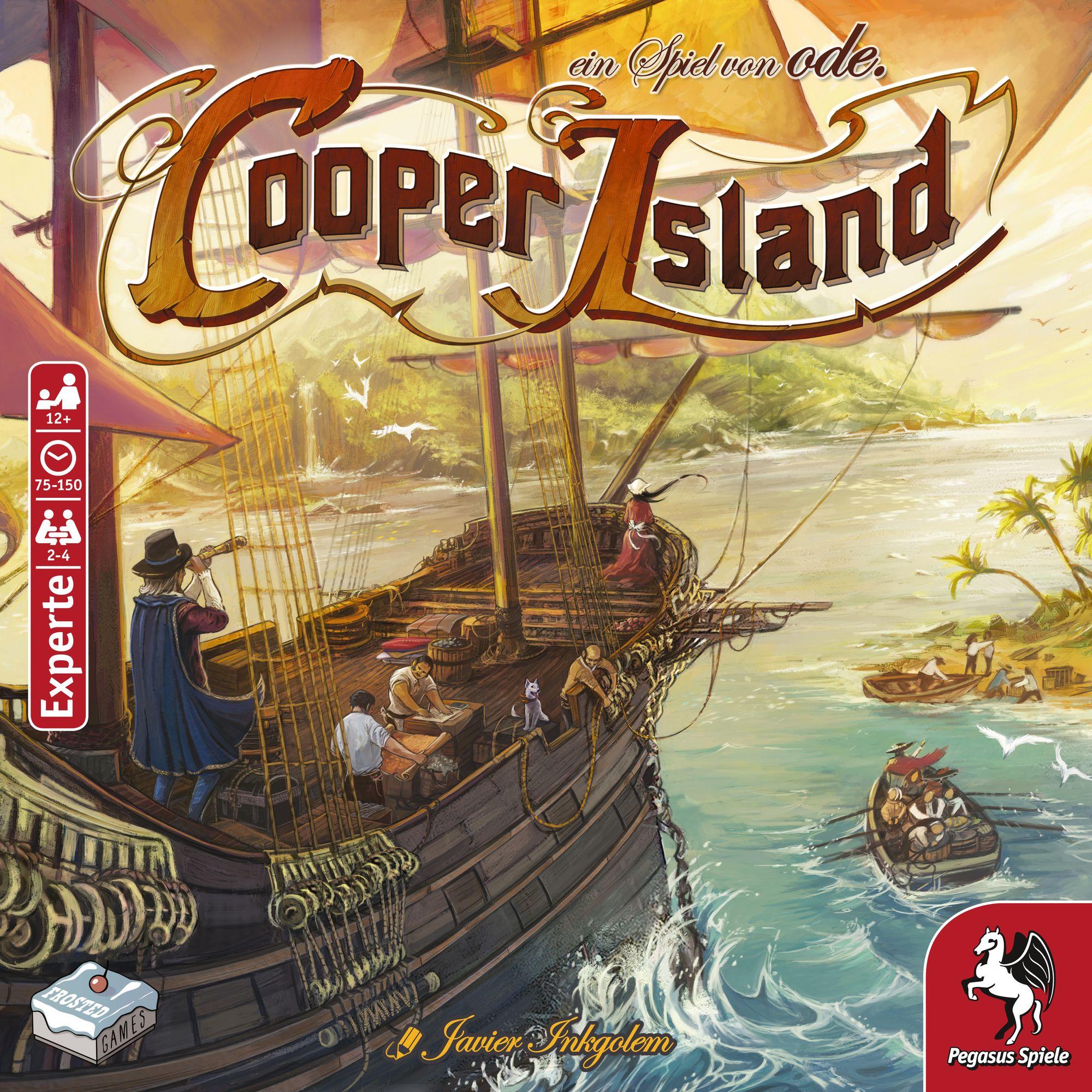 Cooper Island: Boardgamejunkies