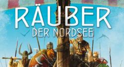 Räuber der Nordsee Cover - Schwerkraft Verlag
