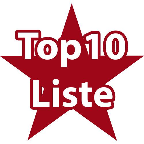 Top10 Listen - Boardgamejunkies