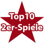 Top10 2er Spiele - Boardgamejunkies