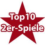 Top10 2er Spiele - Boardgamejunkies