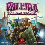 Valeria: Königreich der Karten Cover - Schwerkraft