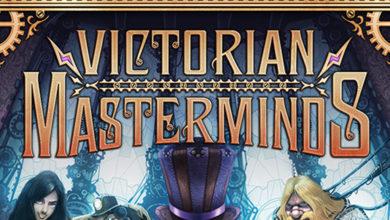 Bild von Rezension: Victorian Masterminds