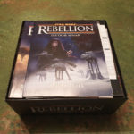 Star Wars Rebellion Insert - LaserOx
