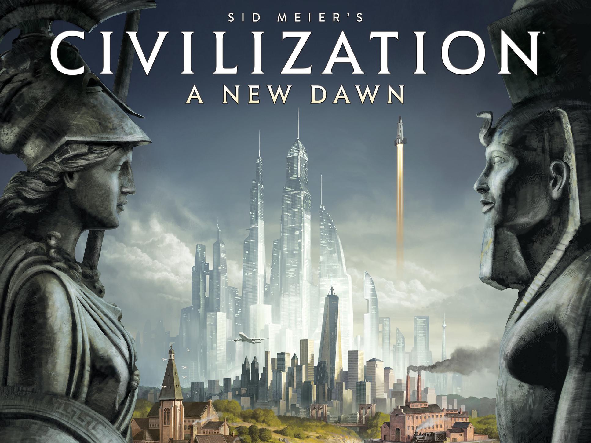 Civilization - Ein neues Zeitalter Cover - asmodee, Fantasy Flight Games