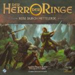 Der Herr der Ringe: Reise durch Mittelerde Cover - asmodee, Fantasy Flight Games
