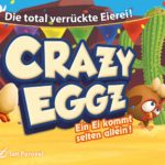 Crazy Eggz Cover - Abacusspiele
