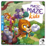 Magic Maze Kids Cover - Pegasus Spiele, Sit down!