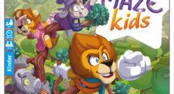 Magic Maze Kids Cover - Pegasus Spiele, Sit down!