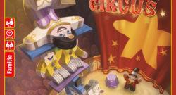Meeple Circus Cover - Pegasus Spiele, Matagot